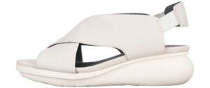Dámske  Balloon Sandále Camper -  biela
