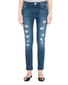 Dámske  206 Jeans Trussardi Jeans -  modrá