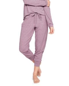 Dámske  Athlete Recovery Sleepwear™ Nohavice na spanie Under Armour -  ružová fialová