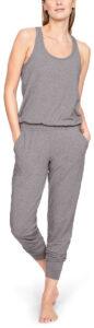Dámske  Athlete Recovery Sleepwear™ Overal na spanie Under Armour -  šedá