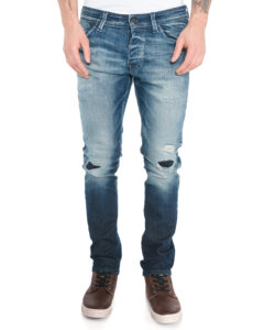 Pánske  Glenn Fox Jeans Jack & Jones -  modrá