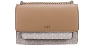 Dámske  Bryant Cross body bag DKNY -  béžová