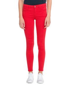 Dámske  Nohavice Guess -  červená