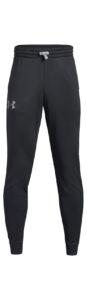 Chlapčenské  Armour Fleece® Tepláky detské Under Armour -  čierna