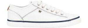 Dámske  Starry Lace Tenisky Wrangler -  biela