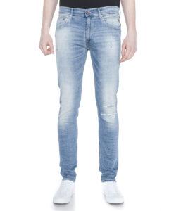 Pánske  Jondrill Jeans Replay -  modrá