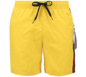Pánske  Plavky Tommy Hilfiger -  žltá