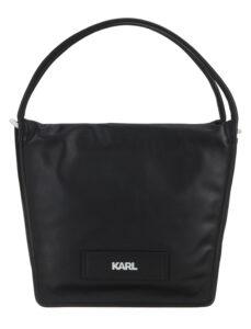 Dámske  Kathleisure Taška Karl Lagerfeld -  čierna