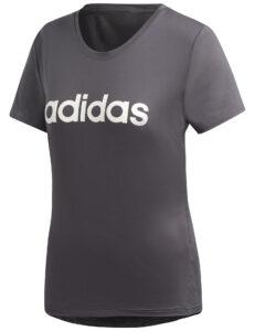 Dámske  Move Tričko adidas Performance -  šedá