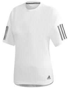 Dámske  Must Haves 3-Stripes Modern Tričko adidas Performance -  biela