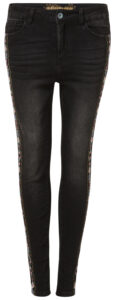 Dámske  Olimpia Jeans Desigual -  čierna