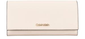 Dámske  Avant Large Peňaženka Calvin Klein -  béžová