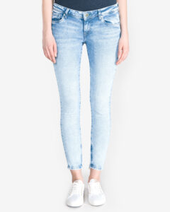 Dámske  Cher Jeans Pepe Jeans -  modrá