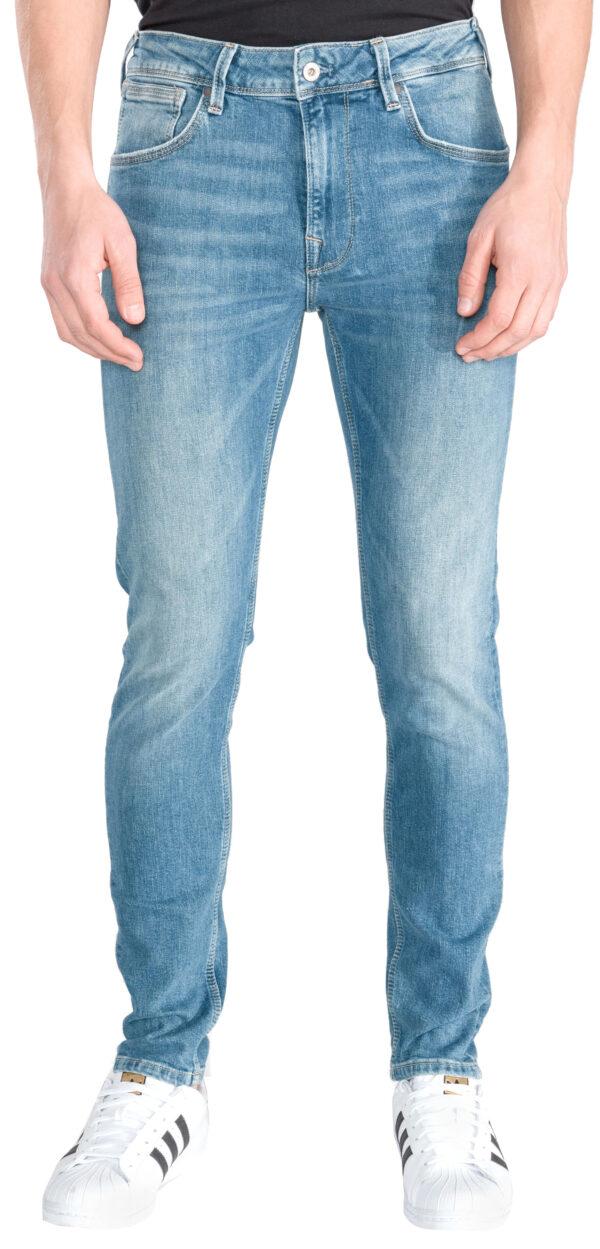 Pánske  Nickel Jeans Pepe Jeans -  modrá