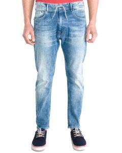 Pánske  Johnson Jeans Pepe Jeans -  modrá