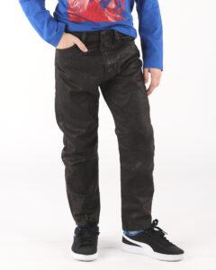 Chlapčenské  Narrot Jeans detské Diesel -  čierna