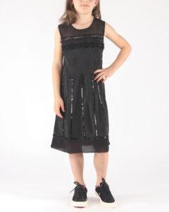 Dievčenské  Duanna Šaty detské Diesel -  čierna