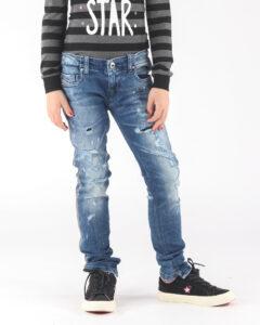 Dievčenské  Grupeen Jeans detské Diesel -  modrá