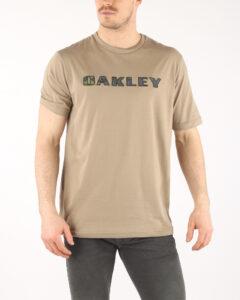 Pánske  Camo Tričko Oakley -  hnedá