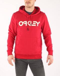 Pánske  B1B Mikina Oakley -  červená