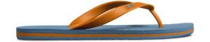 Pánske  Atlantic Dune Žabky Under Armour -  modrá oranžová