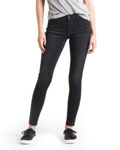 Dámske  710™ Jeans Levi's -  čierna