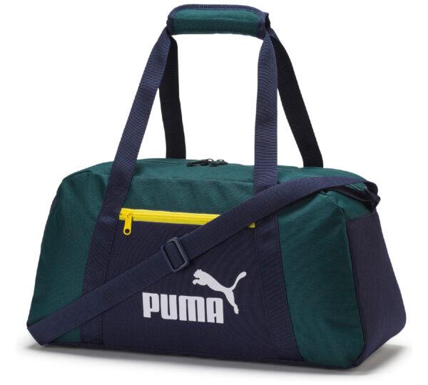 Pánske  Športová taška Puma -  zelená