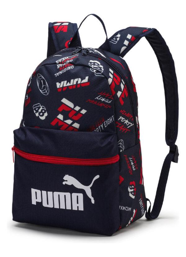 Chlapčenské  Batoh Puma -  modrá červená