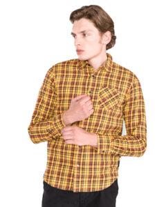 Pánske  Košeľa Scotch & Soda -  žltá