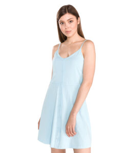 Dámske  Adrianne Šaty Vero Moda -  modrá