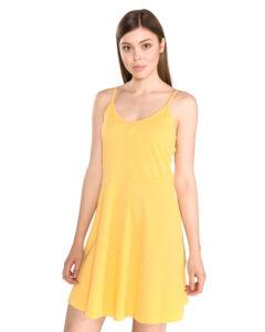 Dámske  Adrianne Šaty Vero Moda -  žltá