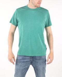 Pánske  T-Joey Tričko Diesel -  modrá zelená