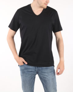 Pánske  T-Eric Tričko Diesel -  čierna
