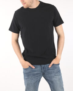 Pánske  T-Terrence Tričko Diesel -  čierna