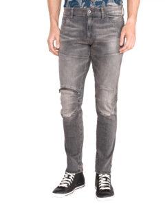 Pánske  5621 Elwood 3D Jeans G-Star RAW -  šedá