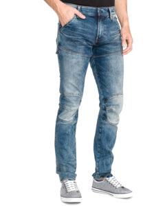 Pánske  5620 3D Džínsy G-Star RAW -  modrá