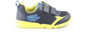 Chlapčenské  Runner Tenisky detské Geox -  modrá