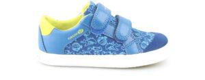 Chlapčenské  Gisli Tenisky detské Geox -  modrá
