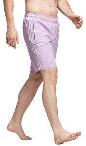 Pánske  3-Stripes Plavky adidas Originals -  ružová béžová