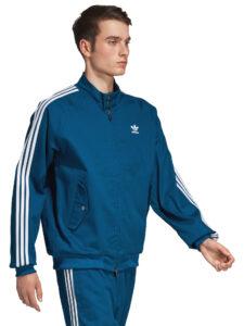 Pánske  Herrington Bunda adidas Originals -  modrá