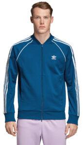 Pánske  SST Mikina adidas Originals -  modrá