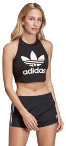 Dámske  Trefoil Top adidas Originals -  čierna