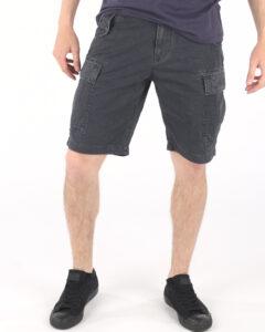 Pánske  Kraťasy Trussardi Jeans -  čierna