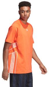 Pánske  Flamestrike Tričko adidas Originals -  oranžová
