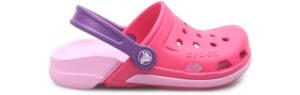 Dievčenské  Electro Crocs detské Crocs -  ružová