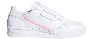 Dámske  Continental 80 Tenisky adidas Originals -  biela