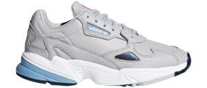 Dámske  Falcon Tenisky adidas Originals -  šedá