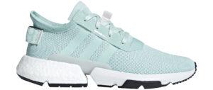 Pánske  POD-S3.1 Tenisky adidas Originals -  modrá zelená