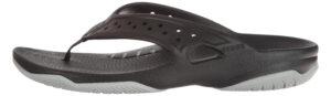 Pánske  Swiftwater Deck Žabky Crocs -  čierna
