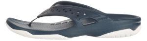 Pánske  Swiftwater Deck Žabky Crocs -  modrá